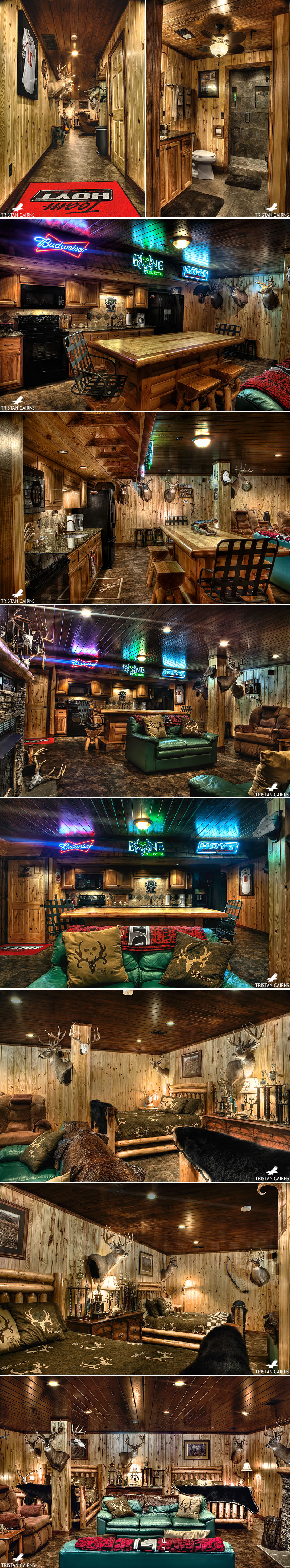 Travis T-Bone Mancave
